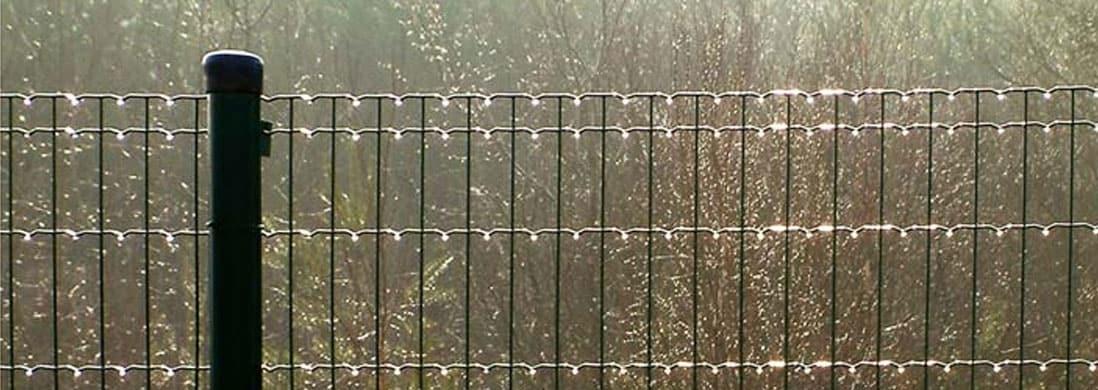Siatki ogrodzeniowe zgrzewane